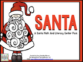 Santa! A Christmas Math And Literacy Creation!