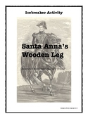 Santa Anna's Wooden Leg- America's Most Prized Military Trophy