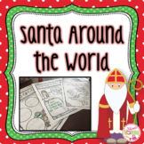 Santa Around the World Activity Pack