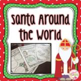 Santa Around the World Activity Pack