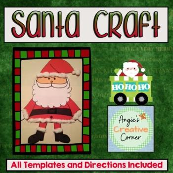 Santa Art Project