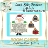 Santa Baby Christmas Inferences BOOM Cards – Speech Therapy Distance Learning