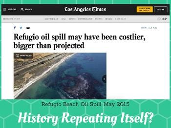Santa Barbara Oil Spill Case Study Passive Bulletin