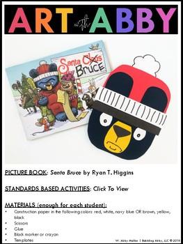 Santa Bruce Craft FREE