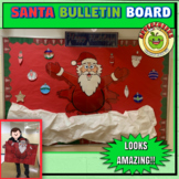 Christmas Bulletin Board and Activity