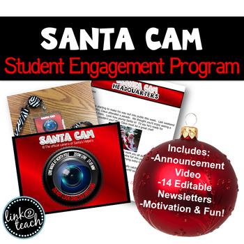 Santa Cam Student Engagement Program
