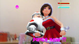 Santa Characters Control images for Dance With Santa AR Fr