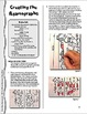 Santa Claus Activities and Crafts: Three Color-by-Number Agamographs