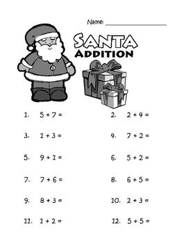 Santa Claus Addition