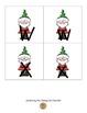 Santa Claus Alphabet Matching