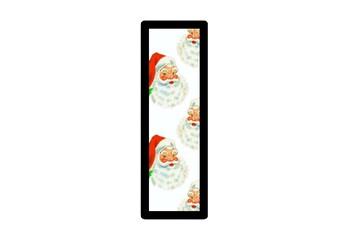 Santa Claus, Christmas, Bulletin Board Letters, Classroom Décor, Set 2