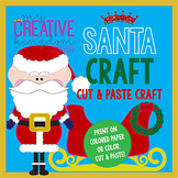 Santa Claus Christmas Craft