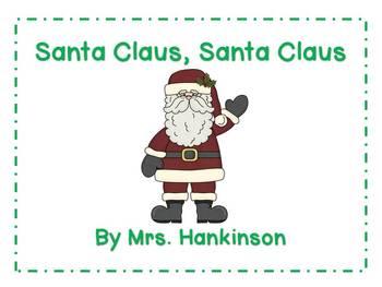 Santa Claus ~ Christmas Reader