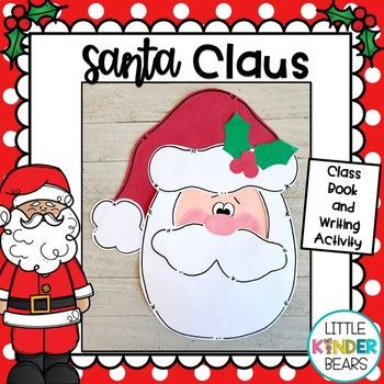 Santa Claus Craft: Christmas Craft, December crafts