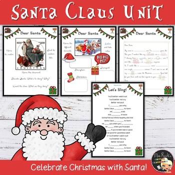 Santa Claus - EFL Lesson