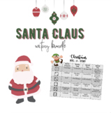 Santa Claus Language Arts Activities