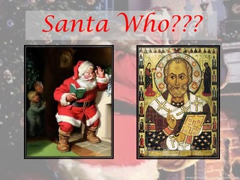 Santa Claus Lesson
