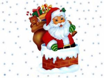 Santa Claus Mad Lib
