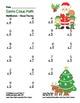 """Santa Claus Math"" Mixed Multiplication - Common Core -  Fun! (color version)"