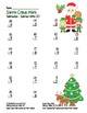 """Santa Claus Math"" Subtract Within 20 - Common Core! (blackline & color version)"