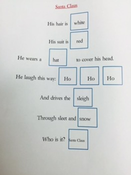 Santa Claus Poem