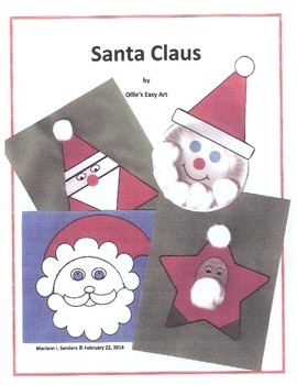 Santa Claus Projects for a Week