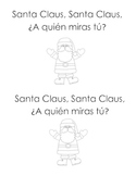 Santa Claus, Santa Claus, A Quien Miras Tu?