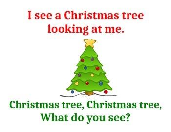 Santa Claus, Santa Claus What Do You See?