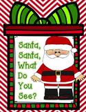 Santa Claus, Santa Claus, What Do You See? interactive Boo