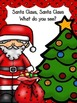Santa Claus, Santa Claus What do you see?  (booklet/visuals)