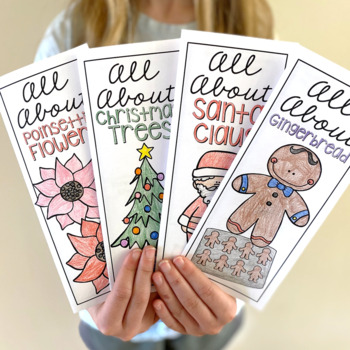 Santa Claus - The History of Christmas Research Project Interactive Notebook