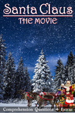 Santa Claus The Movie - Movie Guide + Activities - (Color + B/W)