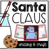 Santa Claus Craft and Writing
