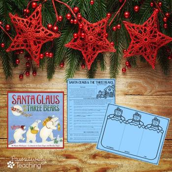 Santa Claus and the Three Bears Interactive Read Aloud