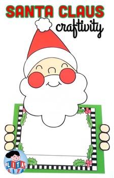 Santa Claus craftivity