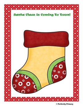 Santa Claus is Coming to Town: Sight word game