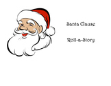 Santa Clause Roll-a-Story