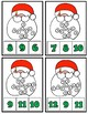 Santa Clip It Cards:  Numbers 1-20