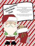Santa Countdown Chain