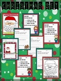 Santa Countdown to christmas, letters and more - 9 Pages