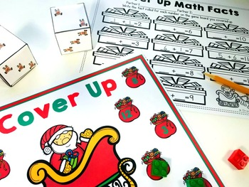 Free Christmas Addition Game