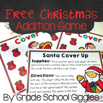 Santa Cover Up