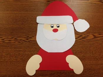 Santa Craft and Writing