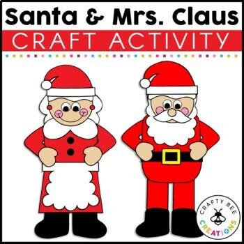 Santa Cut and Paste
