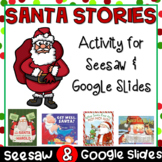 Santa Comprehension Activities Digital | Distance Learning Pack