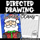 Santa Directed Drawing