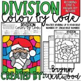 Santa Division Color by Code