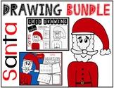 Christmas SANTA Drawing Bundle