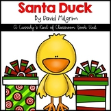 Santa Duck Book Unit