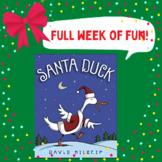 Santa Duck Reading and Writing Unit